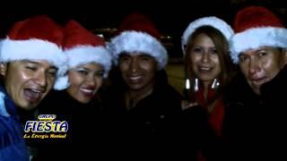 Saludo de Navidad Grupo Fiesta 2013 HD V-Dj Daniel Cua