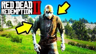 HIDDEN VOODOO PEOPLE in Red Dead Redemption 2! RDR2 Easter Eggs and RDR2 Mysteries
