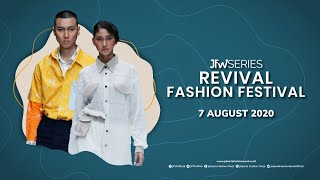 The Opening Show Of REVIVAL FASHION FESTIVAL 2020 With JAZ