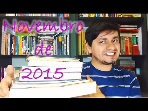Leituras de Novembro 2015 + Book Haul OUT/NOV + O Jeito Disney de Encantar os Clientes