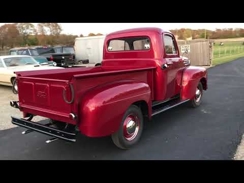 1952 Ford F1 (CC-1161517) for sale in Knightstown, Indiana