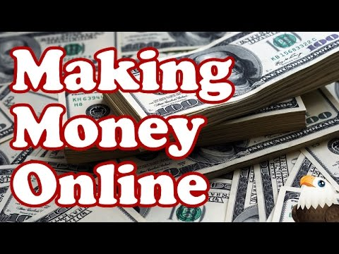 MAKING MONEY ONLINE – Beginners How to guide with Ideas
