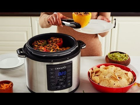 Crock-Pot Express Pot CR051 slowcooker: perfect alternatief voor de Instant Pot