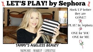PLAY! by Sephora | While Supplies LAST | #giftideas