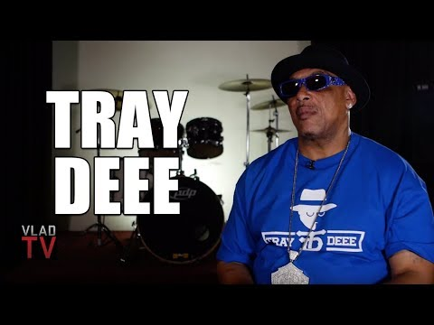 Tray Deee on Retaliating if a Woman Beat Him (Part 13)