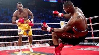 Самые быстрые и зрелищные нокауты в боксе!