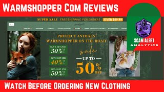 Warmshopper Com Reviews - Watch Before Ordering New Clothing