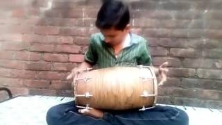 NEW Best dholak by vishal sharma puranpur 2017