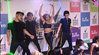 Now United   Parana (Live At Rexona Dance Studio Brasil)