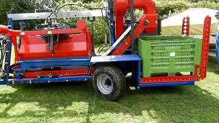 Stroj za obiranje aronije