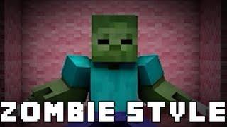zombie gangnam style minecraft free online videos best movies tv