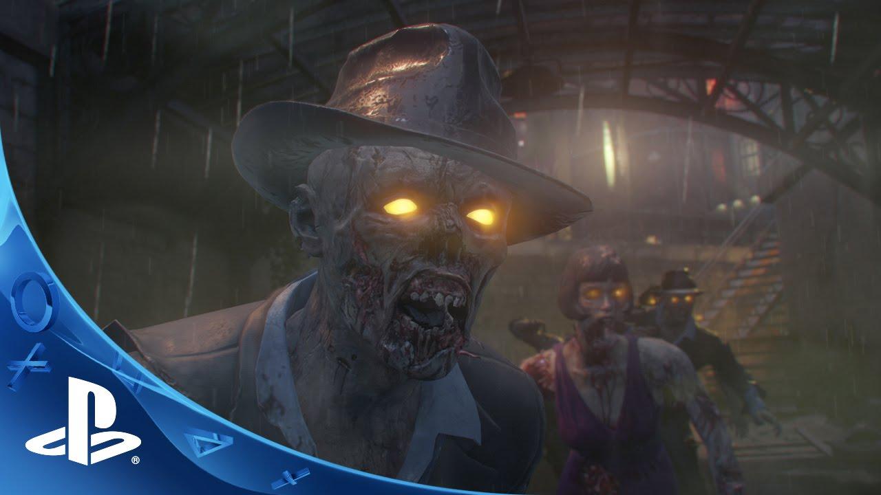 A história secreta de Call of Duty Zombies