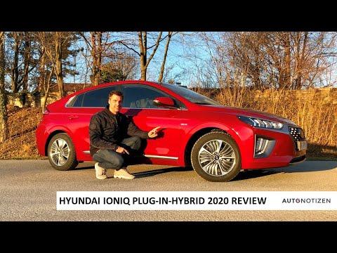 Hyundai Ioniq Plug-in Hybrid Facelift 2019 7 2020: Prius-Konkurrent im Review, Test, Fahrbericht
