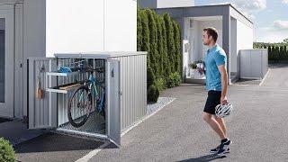 Bike Storage Solution MiniGarage From Biohort