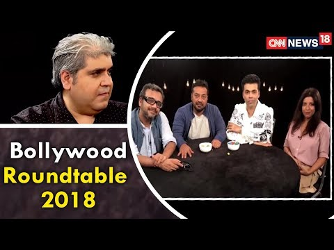 Download Lust Stories' Directors With Rajeev Masand | Bollywood Roundtable 2018 | CNN HD Mp4 3GP Video and MP3