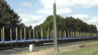 preview picture of video 'Kinleith Branch (Matamata - Car Pacing) 2013-03-12,13'