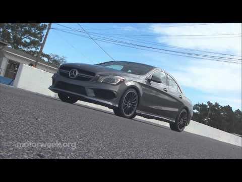 Road Test: 2014 Mercedes-Benz CLA45 AMG