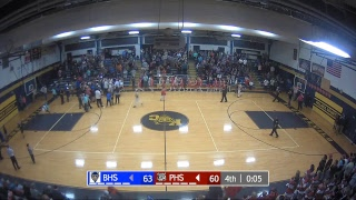 Paxton vs. Holmes County High School