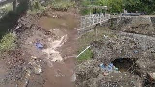 Viral Air Sungai Mengalir ke Dalam Tanah di Yogyakarta, Instansi Terkait Beri Penjelasan