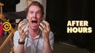 Бенедикт Камбербэтч, Benedict Cumberbatch's Unconventional Acting Class - After Hours with Josh Horowitz
