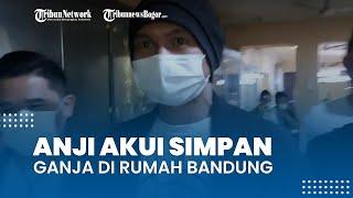 Anji Ditetapkan Tersangka dalam Kasus Narkoba, Akui Simpan Ganja di Rumah Bandung
