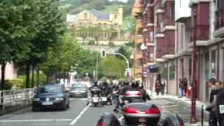 preview picture of video 'Reunion moteros xanjuan 2009 Zumaia'