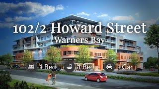 102/2 Howard St Warners Bay