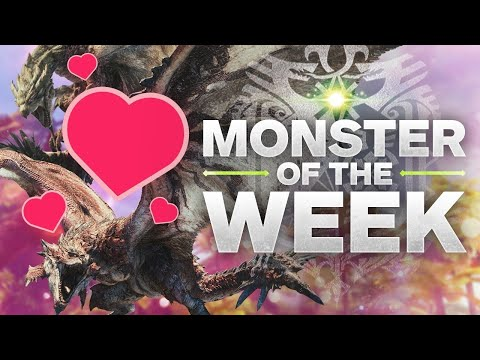 Breaking Up The Monster Hunter Couple Rathalos/Rathian for Valentine's Day - Monster of the Week #3