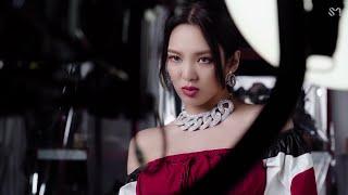 HYO 'DESSERT (Feat. Loopy, 소연 ((여자)아이들))' MV Making Film