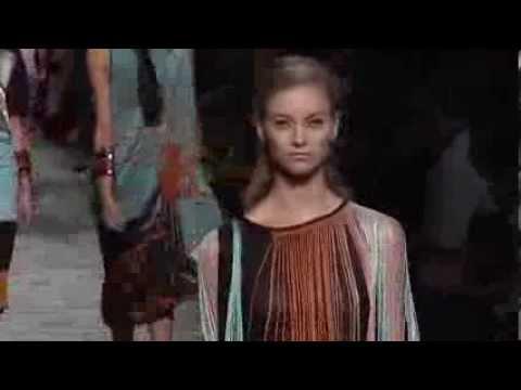 Milan Fashion Week Coverage: Missoni Spring 2014 Collection