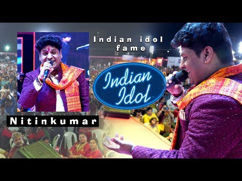 DREAMS NAVRATRI 2019 Day 10 With INDAIN IDOL 2018 NITIN KUMAR