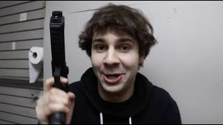 David Dobrik Being Obsessed with Paintball Guns for 14 Minutes