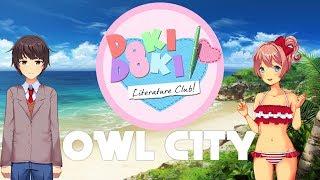 Sayo-nara Sunburn (Doki Doki Literature Club! X Owl City)