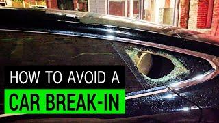 How to Avoid a Car Break-In