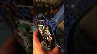 Mjx bugs 3 frame repair broken arm chicken wing god made epoxy