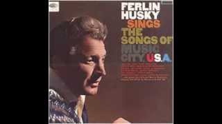 Ferlin Husky - ( All My Friends Are Gonna Be) Strangers