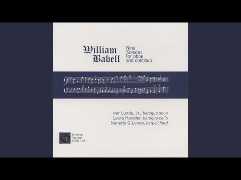 Sonata No. 1 in G Minor, Pt. 2: IV. Allegro