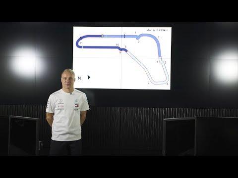 Monza F1 Circuit Guide with Valtteri Bottas & PETRONAS