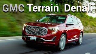 GMC Terrain Denali - ¿Es el mejor GM en la actualidad? | Autocosmos