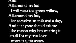 All Around My Hat