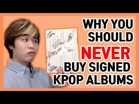 Download Why you should NEVER buy signed albums! Mp4 HD Video and MP3