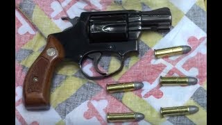 Smith and Wesson M36 38 special