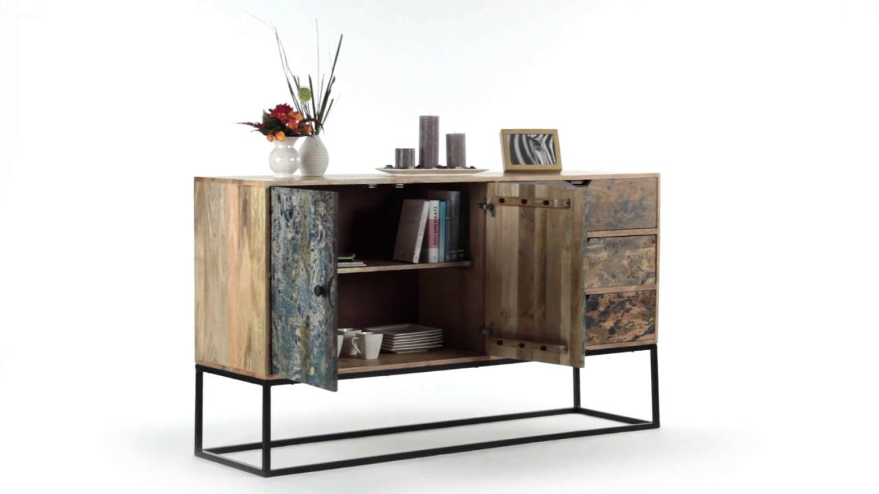 Video von: Sideboard Marmor-Optik