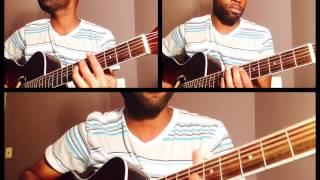 ( ACOUSTIC GUITAR COVER ) Jon B - THEY DON'T KNOW
