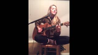 """Carrie Underwood   """"Something In The Water"""" (Emily Ann Roberts Cover)"""