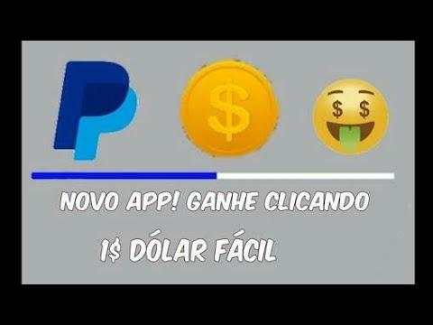MONEY CHEST - Como Ganhar Dinheiro no Paypal Clicando 2018