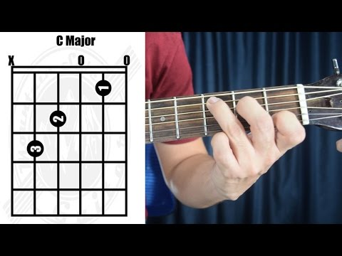 In this video I give you tips to help you learn to play the C Major chord.