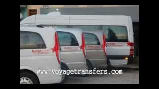 preview picture of video 'Booking Assistance   Voyage Transfers'