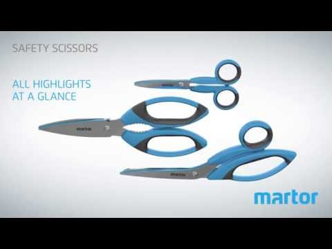 Secumax Scissors 564
