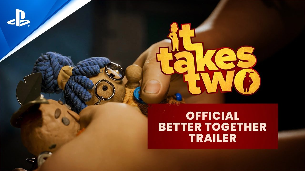 New It Takes Two gameplay footage blooms from the garden
